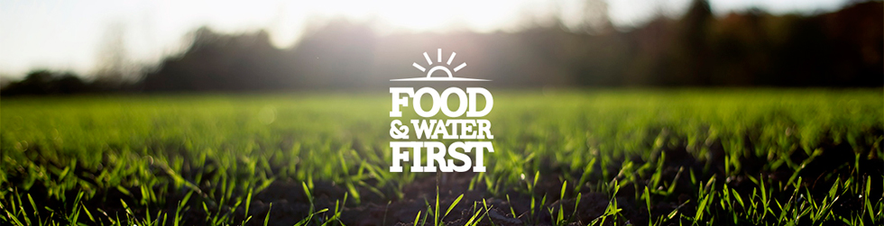 Food & Water First